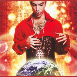 Prince - Planet Earth (promo CD album Mail on Sunday, inc Guitar; Chelsea Rodgers; The One U Wanna C