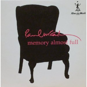 Paul McCartney: MAF [Black chair version] (MPL/The Mail on Sunday promo CD album)