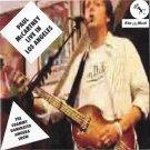 Paul McCartney live in LA/Los Angeles (the Grammy nominated Amoeba Show MPL/Mail on Sunday promo CD)