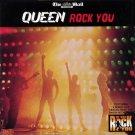 Queen - Rock You [+'We Will Rock You' musical bonus] (promo CD)