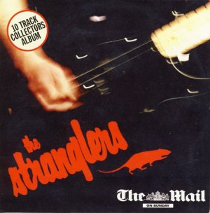The Stranglers - 10 Track Collectors Album - Great Songs (promo CD)