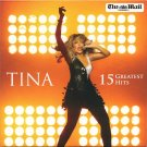Tina Turner 15Greatest Hits(studio/live in Europe Mail on Sunday promo What's Love Got To Do With It