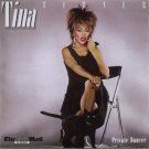 Tina Turner Private Dancer(promo:What's Love Got To Do With It;Better Be Good2Me; Lets Stay Together