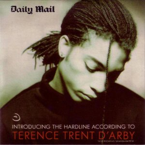Terence Trent D'Arby - Introducing The Hardline According To Terence Trent D'Arby (promo CD album)