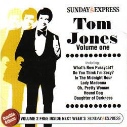 Tom Jones Volume One(Express promo 1 What's New Pussycat? & best of covers:Hound Dog;Oh,Pretty Woman