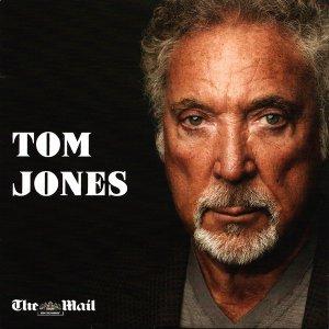 Tom Jones live concert Wembley (Mail on Sunday Valentines Day love promo Praise & Blame inc Sexbomb)