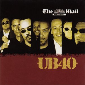 UB40 Live - Food for Thought* (promo CD: singles + more music = best of album / sampler)
