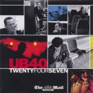 UB40 - TwentyFourSeven (promo CD album)