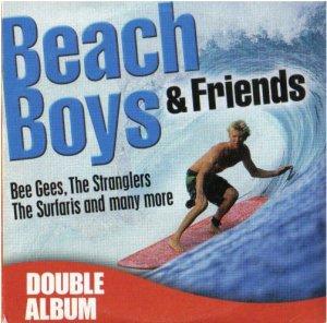 The Beach Boys & Friends Volume/Vol. One - 10 Great Surfin' Songs*(Daily Mirror inc California Girls