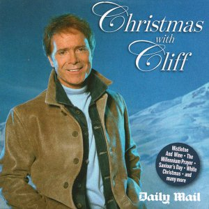 [White] Christmas with Cliff Richard (inc Mistletoe And Wine; Let It Snow. Promo the Soulicious Tour