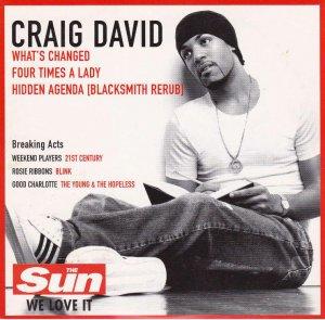Craig David - We Love It (The Sun promo CD to promote Slicker Than Your Average)