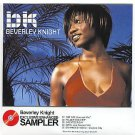Beverley Knight Get up! Exclusive Enhanced Sampler(UK soul survivor,2promo Who Am I inc Greatest Day