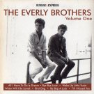The Everly Brothers -Volume One (Vol 1) All I have to do is Dream/Bye Bye Love(Sunday Express promo)