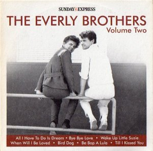 The Everly Brothers - Volume Two (Vol 2) Cathy's Clown/Walk Right Back(Sunday Express essential hits