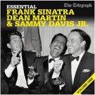 Frank Sinatra, Dean Martin & Sammy Davis Jr. - Vol.1 (Rat Pack Volume One Essential Collection promo