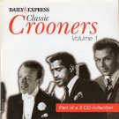 Various - Classic Crooners Volume 1 (Vol One promo inc Fred Astaire, Frank Sinatra, Sammy Davis Jnr)