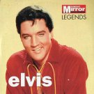 Elvis [Presley] - Legends  (promo Sunday Mirror CD inc Heartbreak Hotel, Hound Dog & Love Me Tender)
