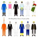 Pet Shop Boys Story,25 Years Of Hits (greatest/best of promo inc West End Girls; It's a sin; Go West