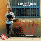 Simply Red - Live In Cuba Vol 1 (volume one UK promo inc Sunrise;If You Don't Know Me By Now & Home)