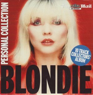 Blondie/Deborah Harry Personal Collection(10Track Collectors�MailOnSunday Album+The Jazz Passenger