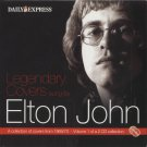 Legendary Covers As Sung By Elton John 1 (Volume/Vol. One collection 1969/70 promo CD album)