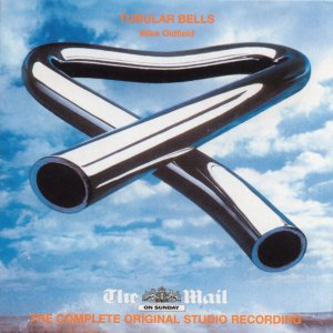 Mike Oldfield Tubular Bells(Mail on Sunday promo of the complete original studio recording Part 1&2