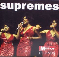 SUPREMES Forever Sixties Motown Soul LEGENDS (promo: Baby Love; Stop in the name of; You Can't Hurry