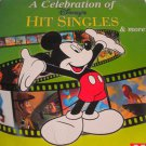 A Celebration of Disney's HIT SINGLES & More!Sunday Mirror Promo CD:Cindarella;101Dalmations;Alladin