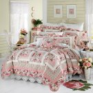 Cassie Jean  Handmade Cotton Quilt Set with FREE* Shams King or Queen