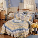 Morning Star Cotton Quilt with FREE Shams