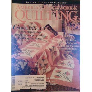 American Patchwork & Quilting Magazine April 1994