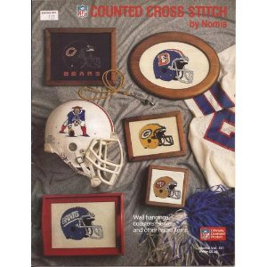 NFL Counted Cross Stitch #401 by Nomis
