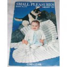 Red Heart Small Pleasures. Book No. 272