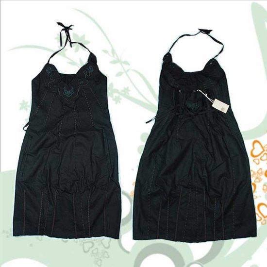 Sale! Marithe+Francois Girbaud Cotton Dress black