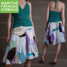 Sale! Marithe+Francois Girbaud summer linen skirt