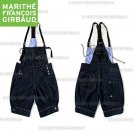 Sale! Marithe+Francois Girbaud Summer Denim belt shorts