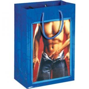 Hand in Pants Gift Bag