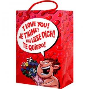 I Love You Gift Bag