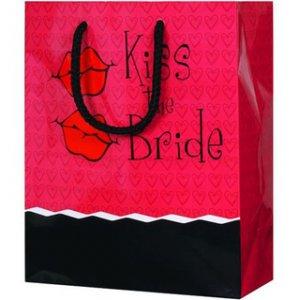 Kiss the Bride Gift Bag