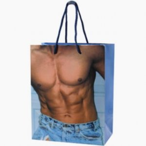 Ripped Shorts Gift Bag