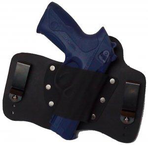 FoxX Leather & Kydex IWB Holster Beretta PX4 Storm Hybrid RH Black