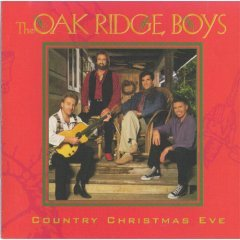 Oak Ridge Boys - Country Christmas Eve (CD 1995; Country, Holiday) Near Mint Used - Out of Print