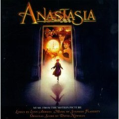 Anastasia - Original Soundtrack (CD 1997; Soundtrack) Near Mint Used