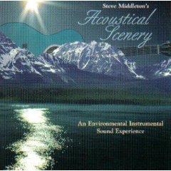 Middleton, Steve - Acoustical Energy (CD 1999, New Age) Near Mint Used