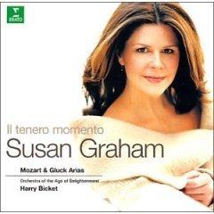 Graham, Susan - Il Tenero Moment - Mozart / Gluck Arias (CD 2000; Classical; Opera) Mint Used