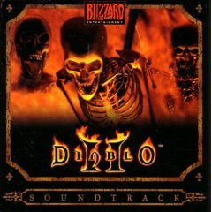 Diablo II Soundtrack (CD 2000; Game Score) Mint Used - RARE - Out of Print