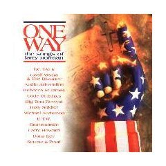 Various Artists - One Way:The Songs Of Larry Norman (CD 1995) MINT OOP