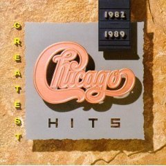 Chicago - Greatest Hits Vol. 3: 1982-89 (CD 1989) MINT Used