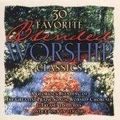 Various Artists - 30 Favorite Blended Worship Classics (CD, 1997) Christian Religious MINT Used CD