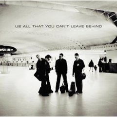 U2 - All That You Can't Leave Behind - (CD 2000) Rock MINT Used CD